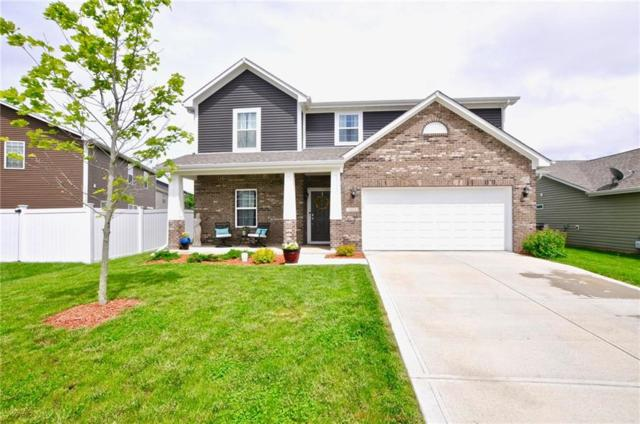 2031 Cold Springs Drive, Pendleton, IN 46064 (MLS #21642689) :: Mike Price Realty Team - RE/MAX Centerstone