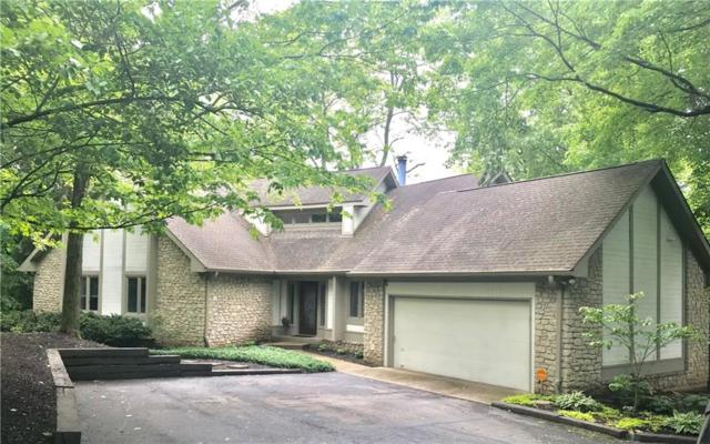 11609 Fall Creek Road, Indianapolis, IN 46256 (MLS #21642709) :: AR/haus Group Realty