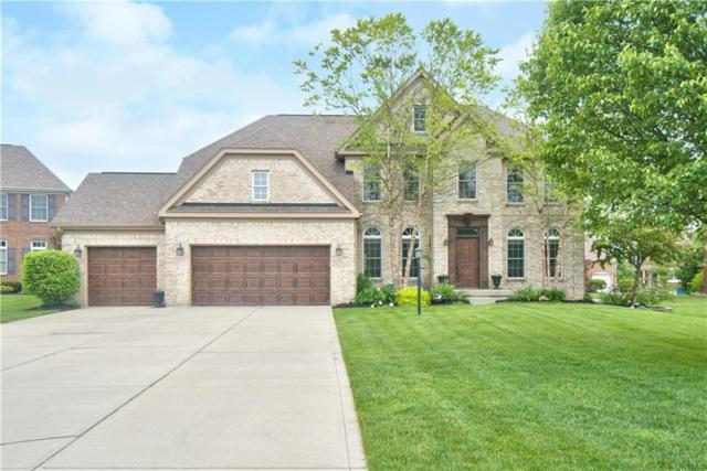 11834 Latrobe Court, Fishers, IN 46037 (MLS #21642722) :: AR/haus Group Realty