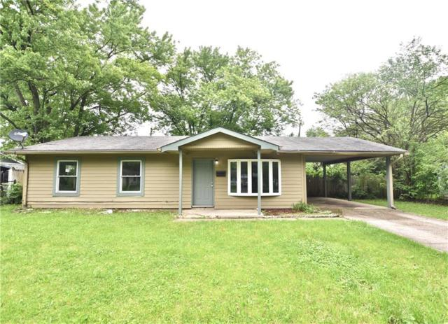 3217 Winton Avenue, Indianapolis, IN 46224 (MLS #21642749) :: The Indy Property Source