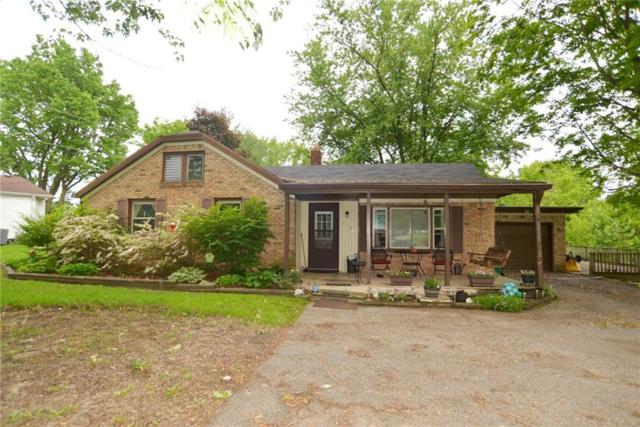 8341 Crawfordsville Road, Indianapolis, IN 46234 (MLS #21642768) :: FC Tucker Company