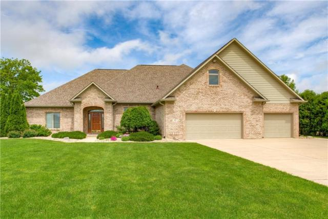 5352 Oakbrook Place, Plainfield, IN 46168 (MLS #21642776) :: Mike Price Realty Team - RE/MAX Centerstone
