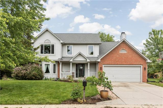 3126 Saddlehorn Drive, Carmel, IN 46033 (MLS #21642787) :: AR/haus Group Realty