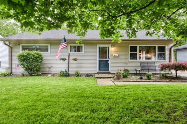 9 Hillcrest Court, Danville, IN 46122 (MLS #21642834) :: Mike Price Realty Team - RE/MAX Centerstone