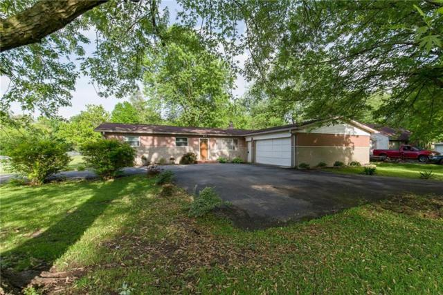 115 S Boehning Street, Indianapolis, IN 46219 (MLS #21642863) :: Mike Price Realty Team - RE/MAX Centerstone