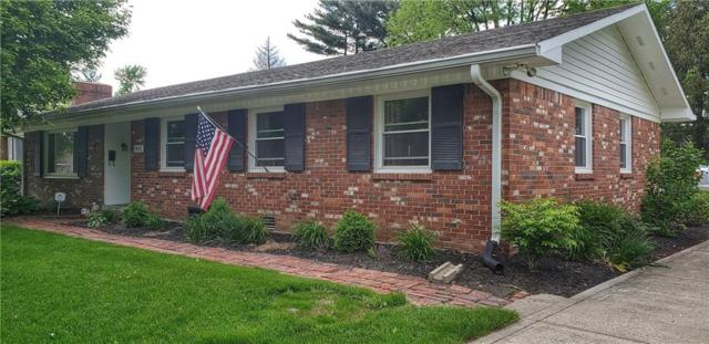 5012 E 14th Street, Indianapolis, IN 46201 (MLS #21642882) :: The Indy Property Source