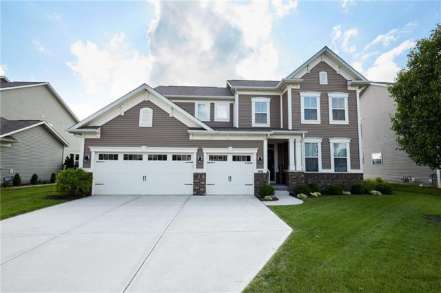 7814 Ringtail Circle, Zionsville, IN 46077 (MLS #21642947) :: Mike Price Realty Team - RE/MAX Centerstone
