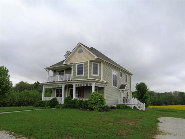 6678 N County Road 400 W, North Salem, IN 46165 (MLS #21642959) :: Mike Price Realty Team - RE/MAX Centerstone