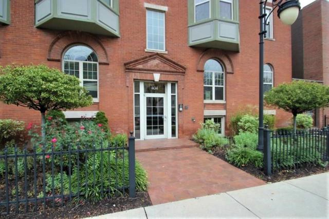 404 E New York Street #304, Indianapolis, IN 46202 (MLS #21642973) :: AR/haus Group Realty