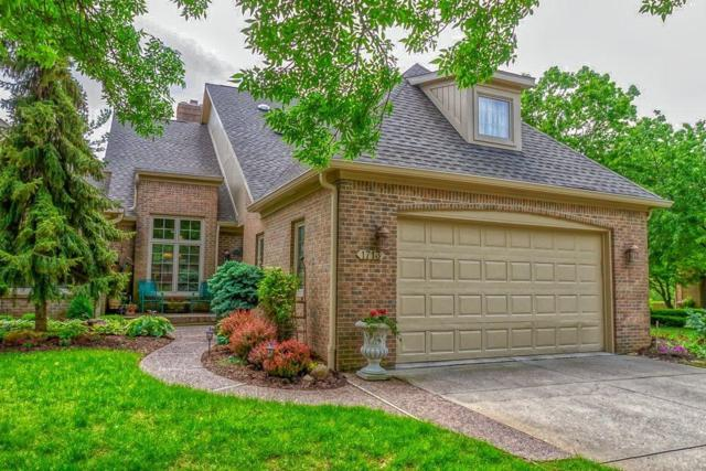 1713 Pathway Drive S, Greenwood, IN 46143 (MLS #21642996) :: HergGroup Indianapolis