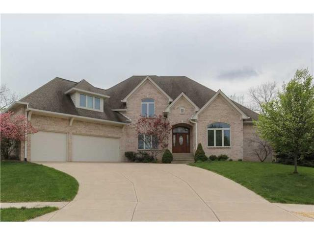 2158 Caledonian Court, Greenwood, IN 46143 (MLS #21642998) :: HergGroup Indianapolis