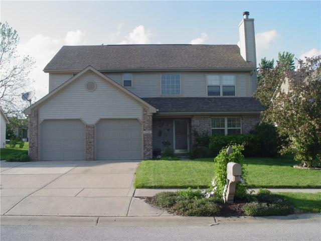 1236 Easton Point Drive, Greenwood, IN 46142 (MLS #21643007) :: HergGroup Indianapolis