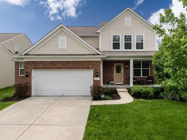 12890 Thames Drive, Fishers, IN 46037 (MLS #21643017) :: HergGroup Indianapolis
