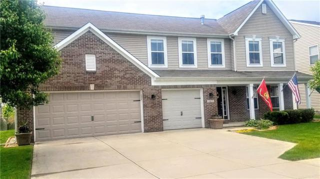 10633 Patoka Road, Indianapolis, IN 46239 (MLS #21643070) :: The Indy Property Source