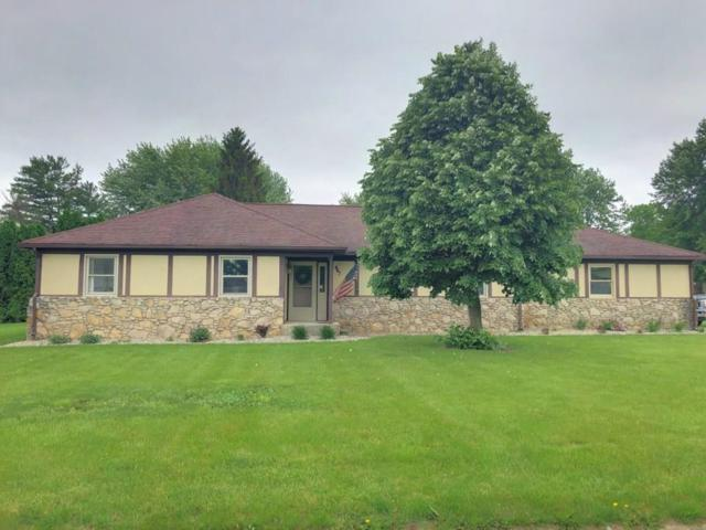 447 S Harbour Drive, Noblesville, IN 46062 (MLS #21643087) :: The Evelo Team