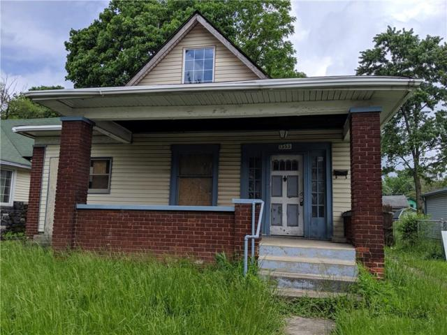 1353 N Dearborn Street, Indianapolis, IN 46201 (MLS #21643130) :: HergGroup Indianapolis