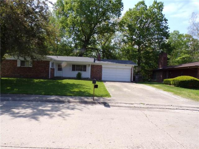 1915 Salem Square, Indianapolis, IN 46227 (MLS #21643161) :: Heard Real Estate Team | eXp Realty, LLC