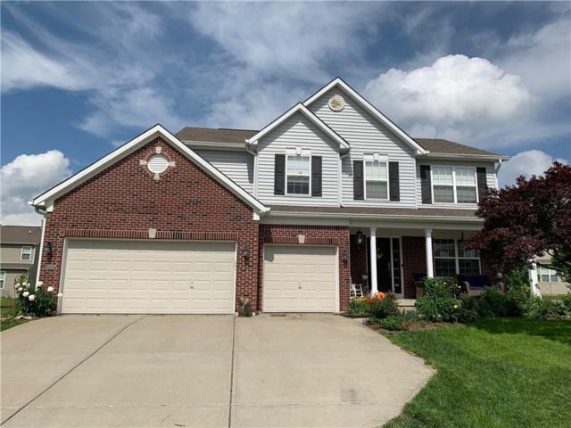 1527 Stormhaven Way, Greenwood, IN 46143 (MLS #21643162) :: Heard Real Estate Team | eXp Realty, LLC