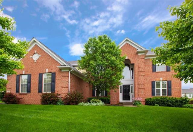5910 Osage Drive, Carmel, IN 46033 (MLS #21643230) :: AR/haus Group Realty