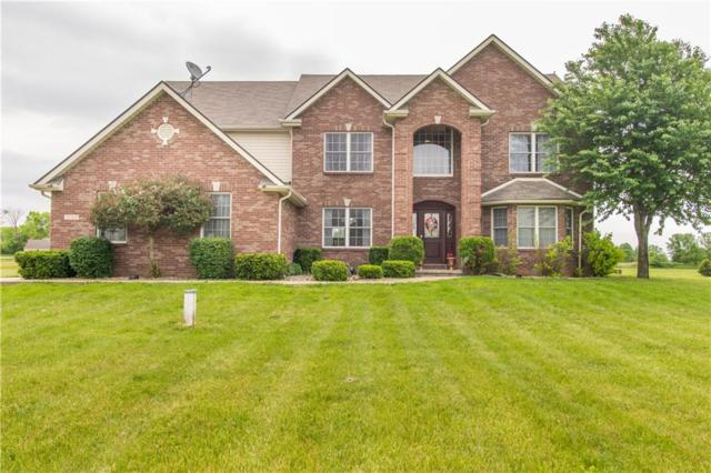 2780 Woodland Drive, New Castle, IN 47362 (MLS #21643285) :: Mike Price Realty Team - RE/MAX Centerstone