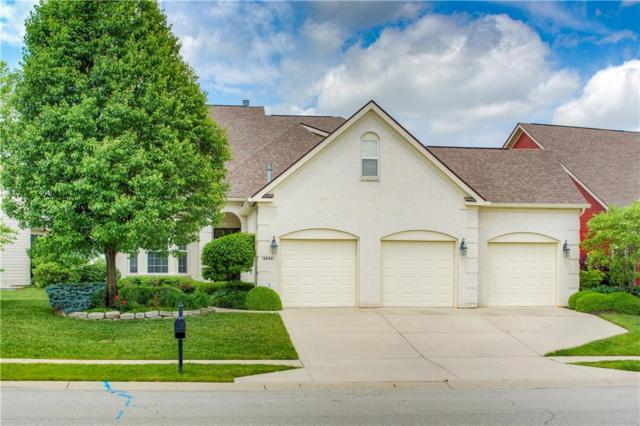 9242 Crystal River Drive, Indianapolis, IN 46240 (MLS #21643292) :: The Evelo Team