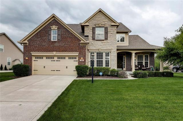 13942 Four Seasons Way, Carmel, IN 46074 (MLS #21643334) :: AR/haus Group Realty