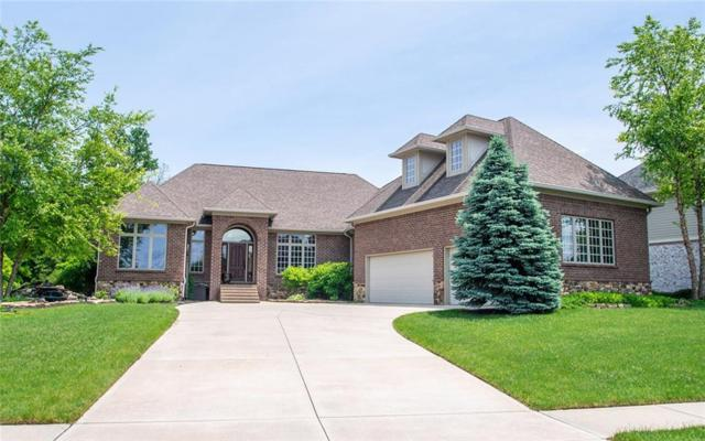 11761 Darsley Drive, Fishers, IN 46037 (MLS #21643350) :: AR/haus Group Realty