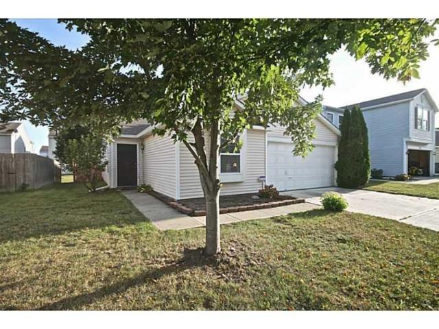 11933 Pronghorn Circle, Noblesville, IN 46060 (MLS #21643375) :: The Evelo Team