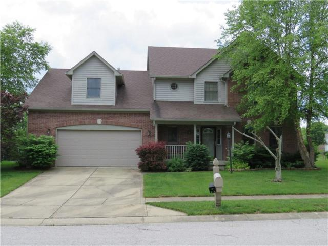 1271 Barngate Circle, Greenwood, IN 46142 (MLS #21643399) :: Mike Price Realty Team - RE/MAX Centerstone