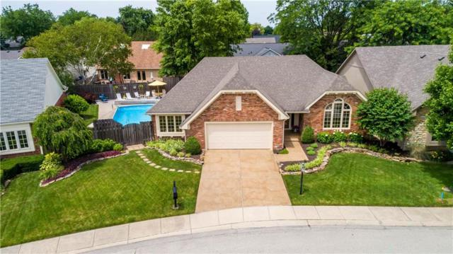 4640 Oxford Place, Carmel, IN 46033 (MLS #21643421) :: The Indy Property Source