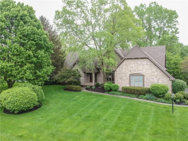 1985 Mulsanne Drive, Zionsville, IN 46077 (MLS #21643502) :: AR/haus Group Realty