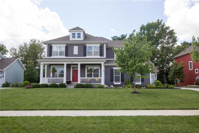 3600 Old Quarry Dr, Zionsville, IN 46077 (MLS #21643591) :: AR/haus Group Realty