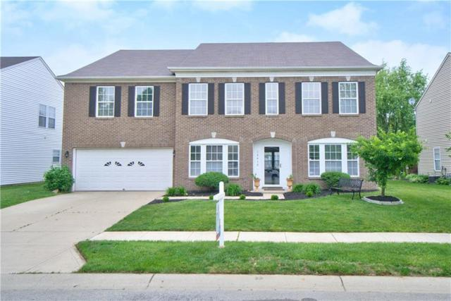 12612 Majestic Way, Fishers, IN 46037 (MLS #21643645) :: AR/haus Group Realty