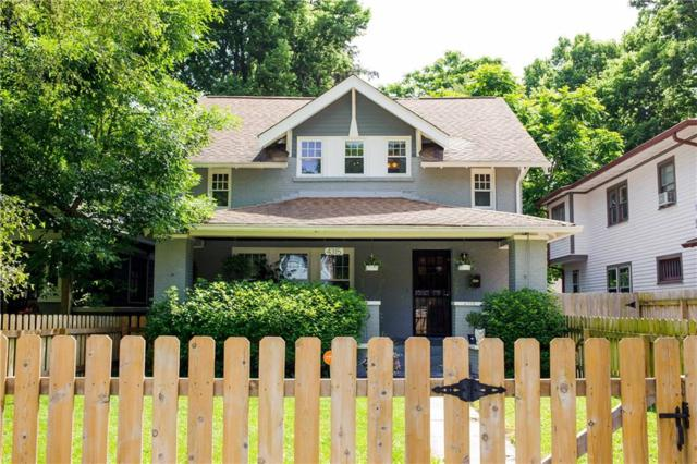 4315 N College Avenue, Indianapolis, IN 46205 (MLS #21643650) :: AR/haus Group Realty