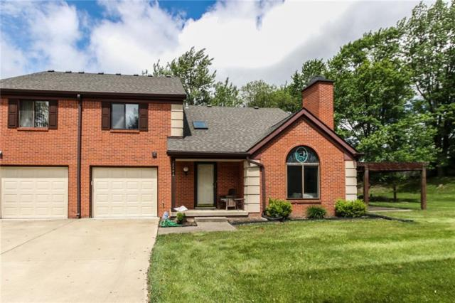 2268 Golden Oaks N, Indianapolis, IN 46260 (MLS #21643819) :: The Star Team | RE/MAX Realty Group