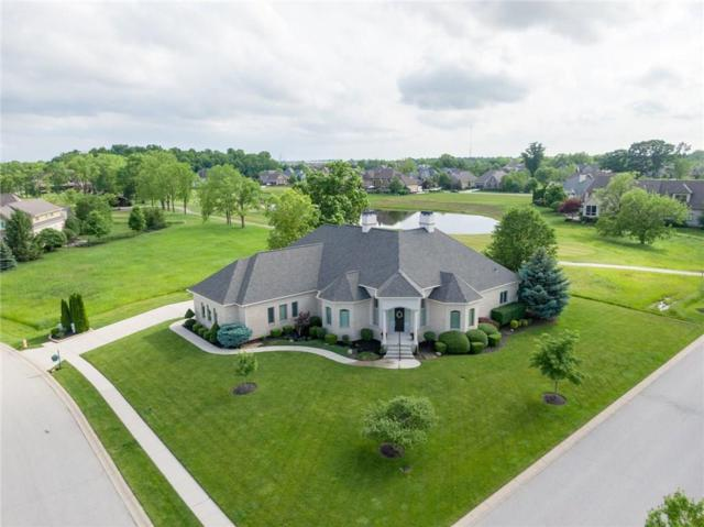 11343 Golden Bear Circle, Noblesville, IN 46060 (MLS #21643822) :: The Star Team | RE/MAX Realty Group