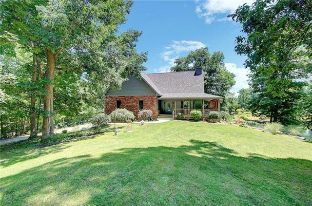 455 Rolling Hills Drive, Martinsville, IN 46151 (MLS #21643983) :: Mike Price Realty Team - RE/MAX Centerstone