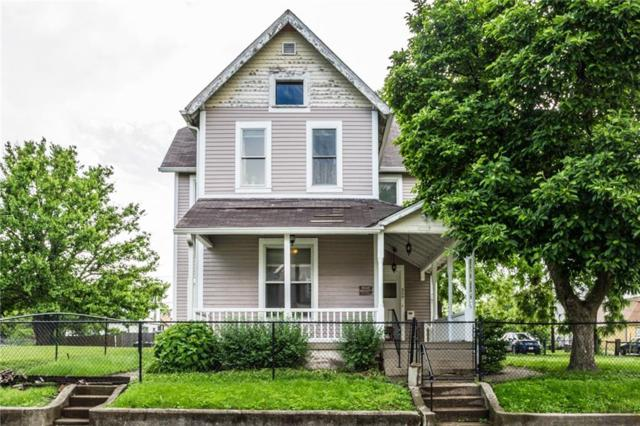 229 N Walcott Street, Indianapolis, IN 46201 (MLS #21644026) :: Mike Price Realty Team - RE/MAX Centerstone