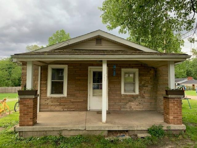 245 Moore Avenue, Pendleton, IN 46064 (MLS #21644119) :: Mike Price Realty Team - RE/MAX Centerstone