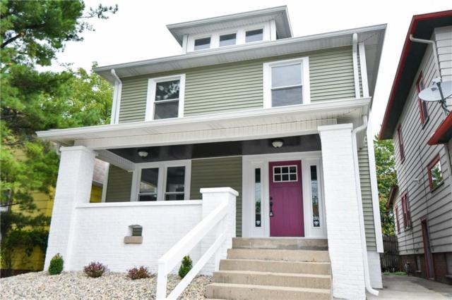 1618 English Avenue, Indianapolis, IN 46201 (MLS #21644144) :: The Star Team | RE/MAX Realty Group