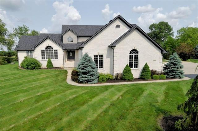 6485 N 75 W, Whiteland, IN 46184 (MLS #21644150) :: The Indy Property Source