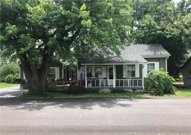 433 W Michigan Street, Clayton, IN 46118 (MLS #21644177) :: The Indy Property Source