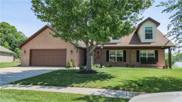 7951 Meadow Bend Circle, Indianapolis, IN 46259 (MLS #21644320) :: Mike Price Realty Team - RE/MAX Centerstone