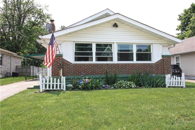 181 W Wiley Street, Greenwood, IN 46142 (MLS #21644330) :: Mike Price Realty Team - RE/MAX Centerstone