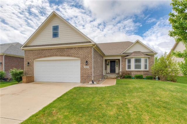4445 Nottinghill Drive, Avon, IN 46123 (MLS #21644402) :: The Evelo Team