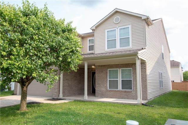2929 Seasons Drive, Greenwood, IN 46143 (MLS #21644430) :: Heard Real Estate Team | eXp Realty, LLC