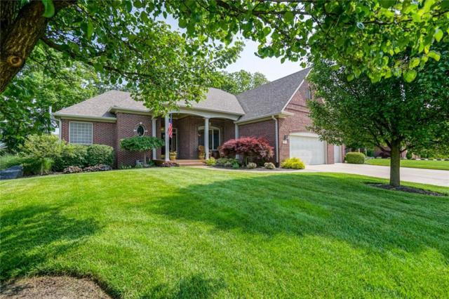 3598 Autumnwood Way, Greenwood, IN 46142 (MLS #21644475) :: The Star Team | RE/MAX Realty Group
