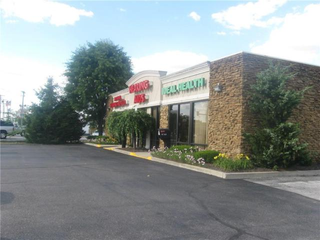 1682 Stonegate Drive, Greenwood, IN 46142 (MLS #21644517) :: Richwine Elite Group