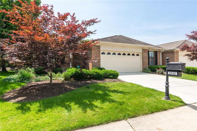 1045 Millwood Court #1, Indianapolis, IN 46260 (MLS #21644603) :: The Star Team | RE/MAX Realty Group