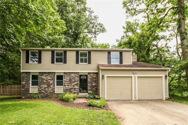 8927 Kasteel Way, Indianapolis, IN 46250 (MLS #21644678) :: Mike Price Realty Team - RE/MAX Centerstone